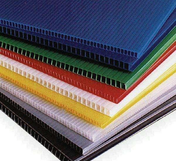 塑料中空板的五大优点