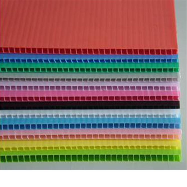 识别塑料中空板是否有毒