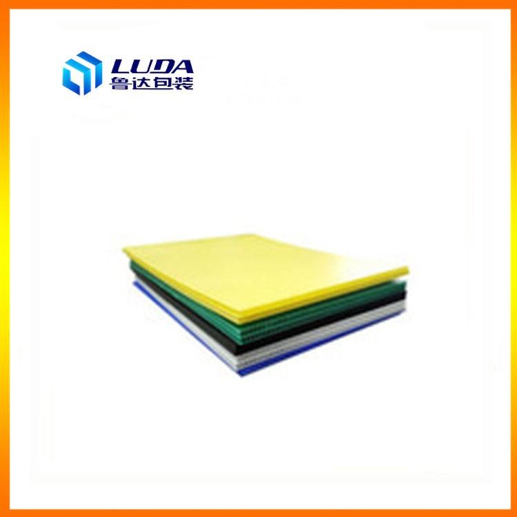 塑料中空板的施工技术