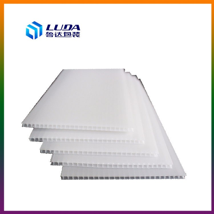 .PP中空板材料都具有什么性能
