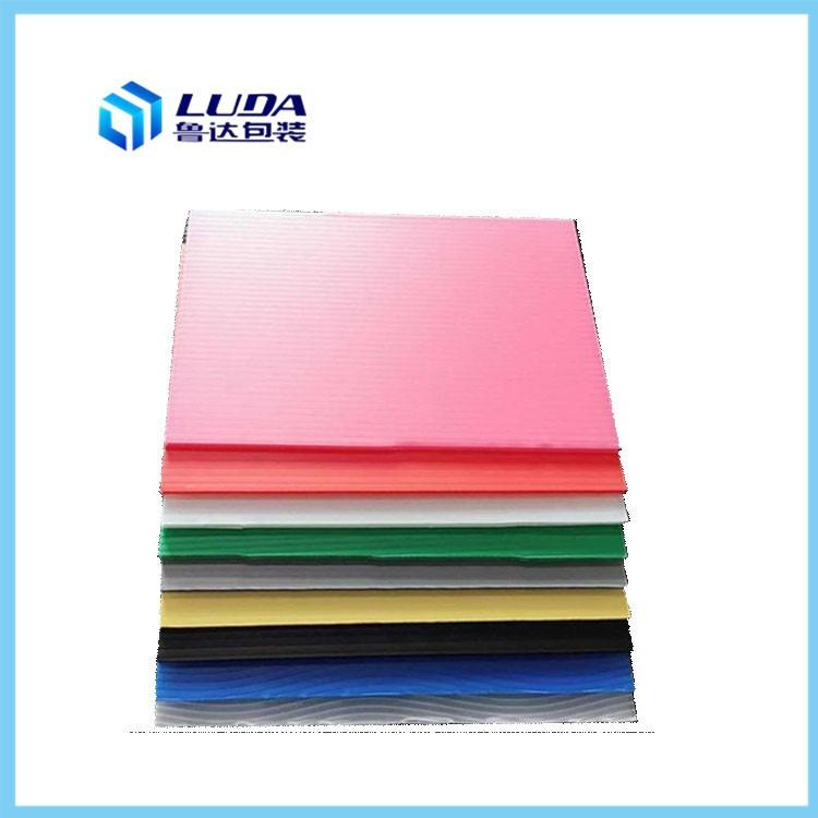 中空板包装制品与纸制品的差异