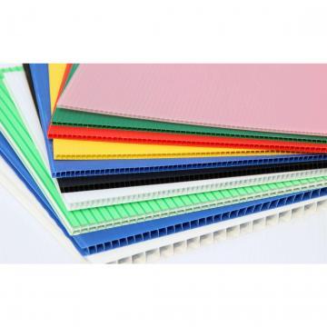 电子物流汽配PP阻燃折弯蓝色钙塑板 可定制