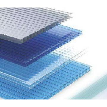 pp板材中空板厂家批发货架隔板 防静电塑料板材