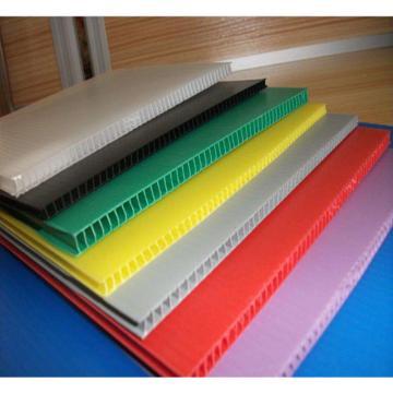 蜂窝四层三层阳光板 PC板价格厂家直销