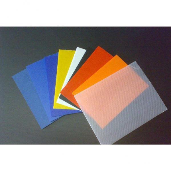 厂家批发PP塑料防静电中空板隔板 塑料PP瓦楞板 pe万通板钙塑板
