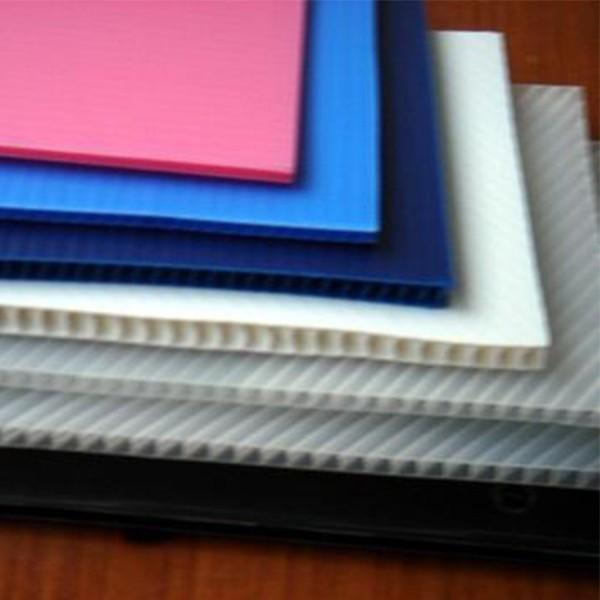 塑料中空板箱 多层中空板 万通板中空板 中空板防静电