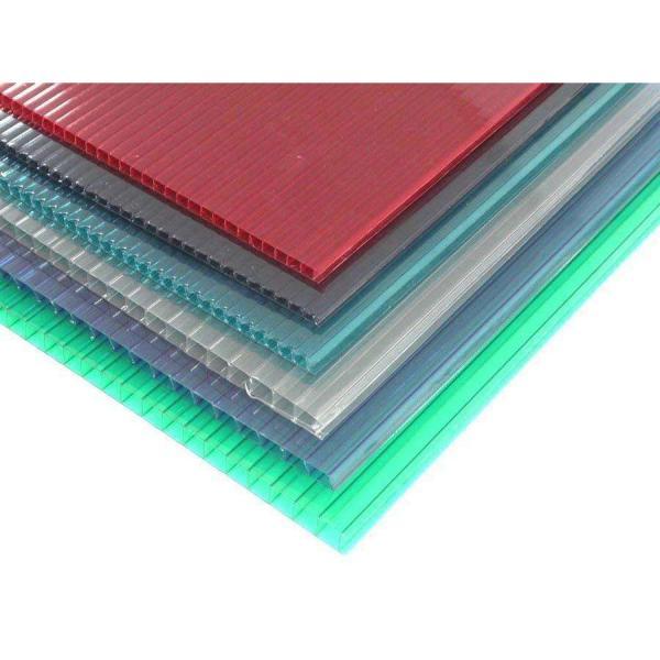 厂家直销中空板 仓储笼台车线棒车侧护板用防静电中空板 规格定制